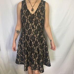 Francesca's | NWT Lace Midi Dress